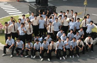 昨夏55名が3級に合格。